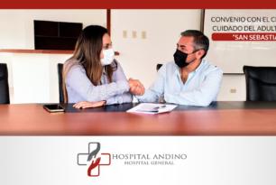 Convenio de Atención Médica para el Centro Geriátrico San Sebastián