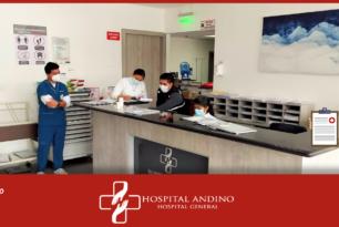 Hospitalización en Riobamba